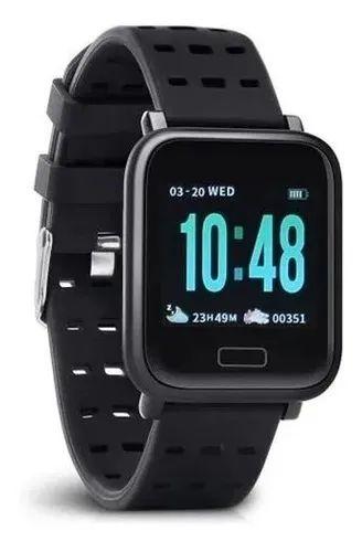 Relogio Smartwatch Inteligente MTR-23 Corrida Batimentos