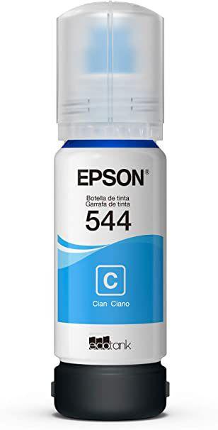 Refil Para Impressora Epson - Ciano 544