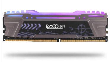 Memória DDR4 - 8GB RGB Aura Sync
