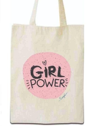 Bag Girl Power