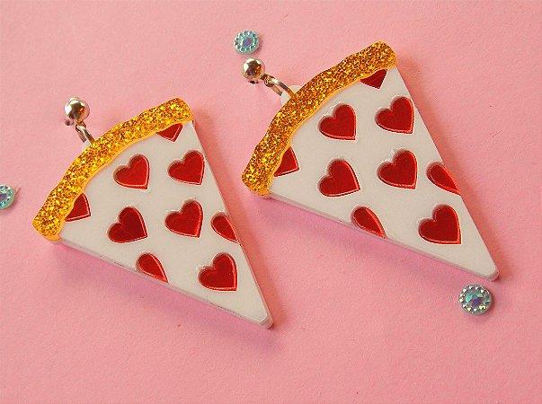 Brincos  White Choc Pizza