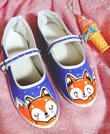 Sapatilha Foxy