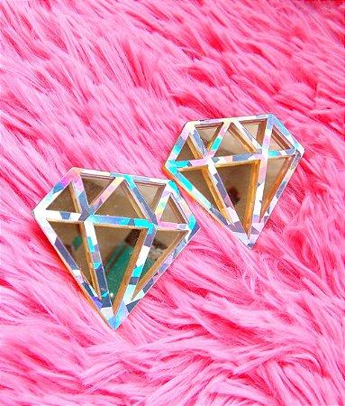 Brincos Diamond