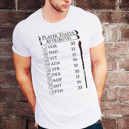 Camiseta Dark Souls Intelligence