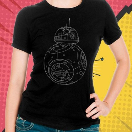 Baby Look Star Wars BB8