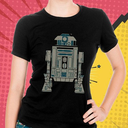 Baby Look Star Wars R2-D2