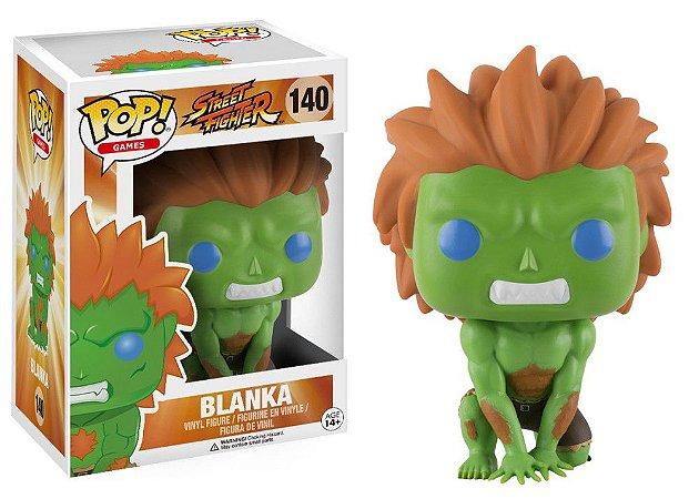 Funko Pop Blanka - Street Fighter