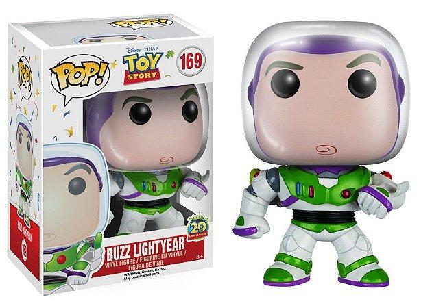 Funko Pop Buzz Lightyear - Toy Story