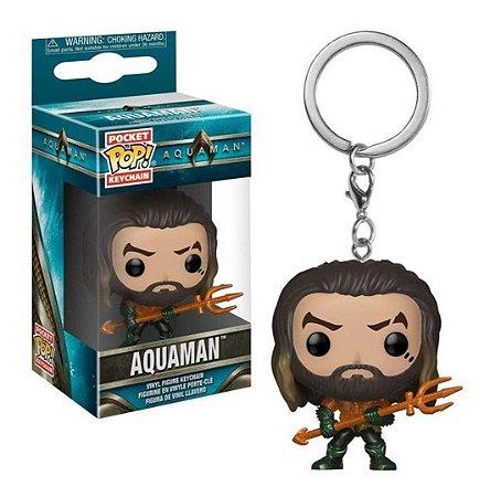 Chaveiro Pop Aquaman