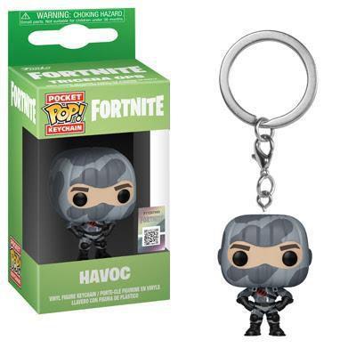 Chaveiro Pop Havoc - Fortnite