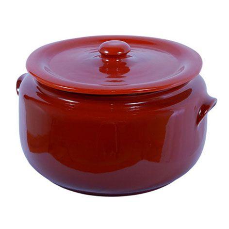 Caçarola de barro n.5 - 7,1 lts - Casserole