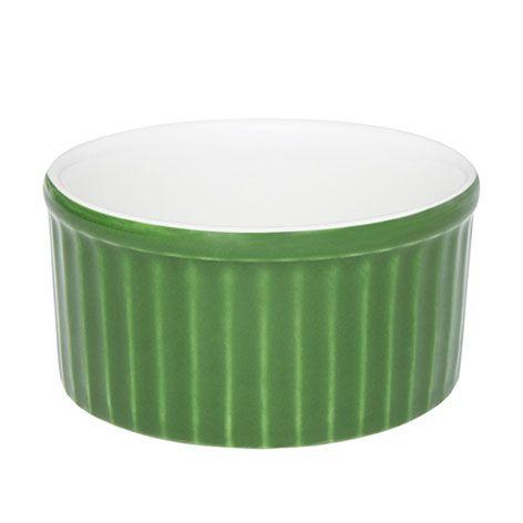Tigela Ramequim 10 cm - 180 ml Oxford verde