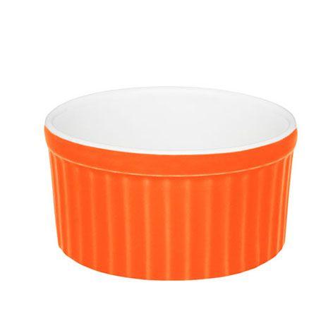 Tigela ramequim 6 cm - 50 ml Oxford laranja