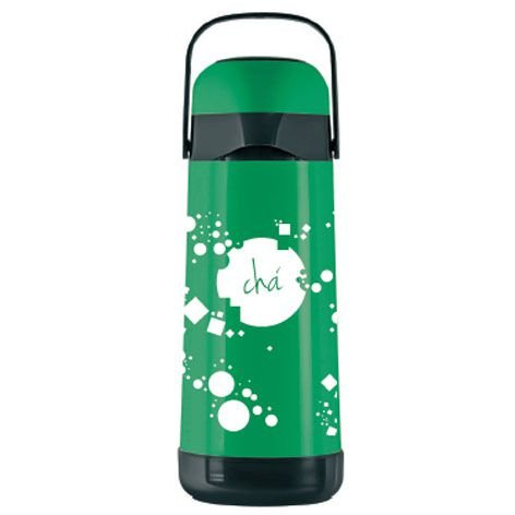 Garrafa Térmica Magic Pump para Chá 1,0 Litro Termolar