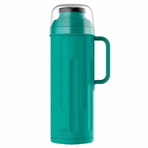 Garrafa Térmica Personal 1 Litro Termolar verde