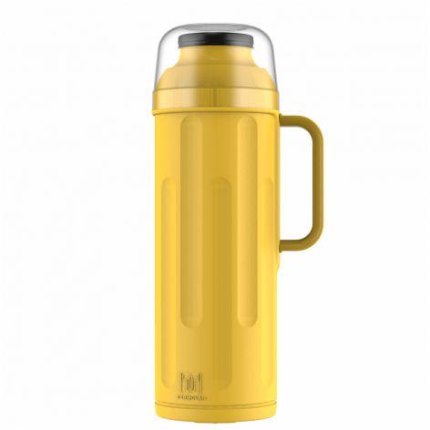 Garrafa Térmica Personal 1 Litro Termolar amarela