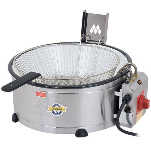 Tacho elétrico para fritura 7,5 litros Marchesoni