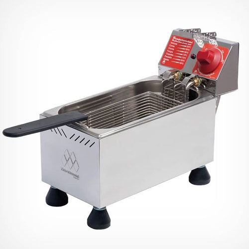 Fritadeira elétrica 4 litros Marchesoni