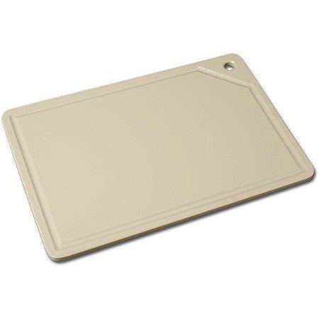 Placa de corte 50 x 30 cm  Pronyl bege