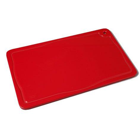 Placa de corte 50 x 30 cm Pronyl vermelha