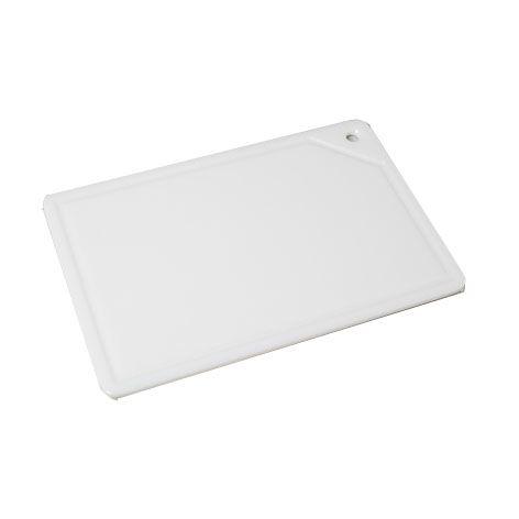 Placa de corte 25 x 37 cm Pronyl branca