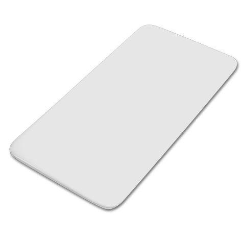 Placa de corte branca 25 x 45 Pronyl