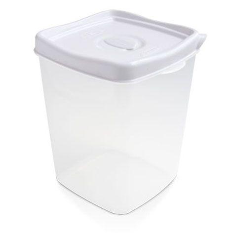 Pote para mantimentos Plasvale 8 litros
