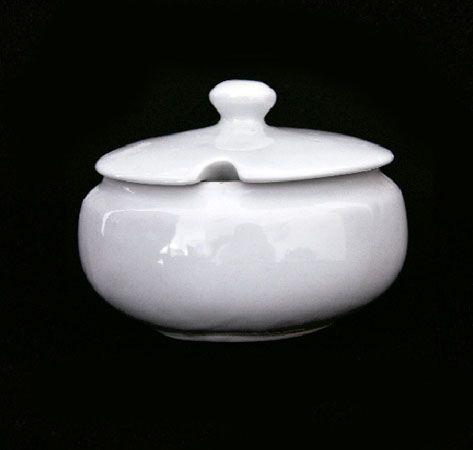 Farinheira de porcelana branca Bot-Art