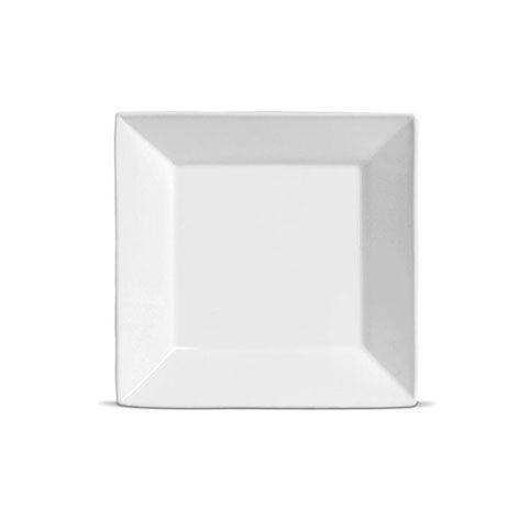 Petisqueira de porcelana quadrada 10 cm Bot-Art