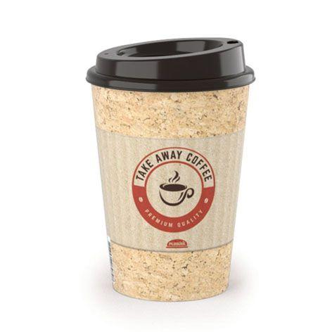 Copo Take Away Coffee Plasútil