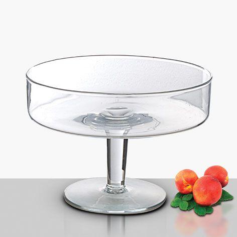 Taça de vidro para sobremesa G Luvidarte
