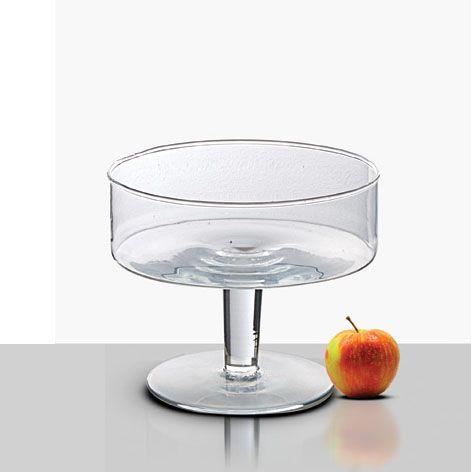 Taça de vidro para sobremesa P Luvidarte