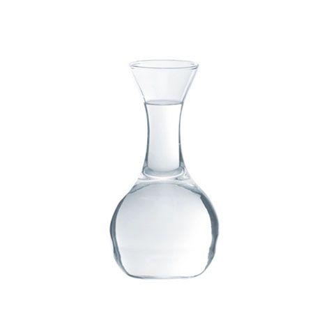 Jarra decanter de vidro P Luvidarte