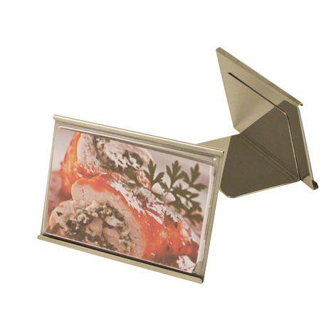 Display para buffet 8 x 5 cm baixo Alissan