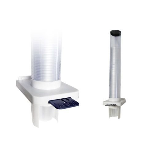 Poupa Copos para copos descartáveis de água Globo