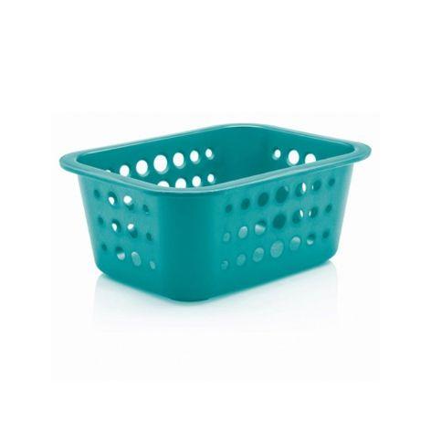 Caixa organizadora P azul - Ou