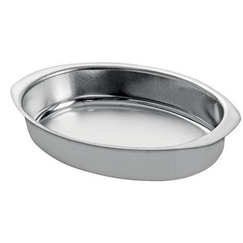 Assadeira oval de alumínio nº 02 Marcolar