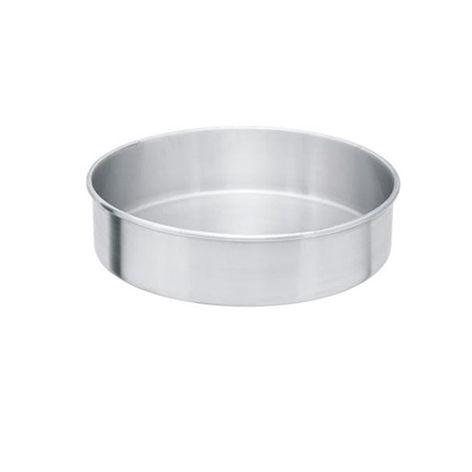 Assadeira redonda nº 01 -  25 cm - Marcolar