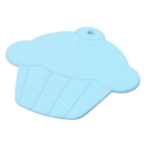 Descanso de panela Cupcake Casambiente azul