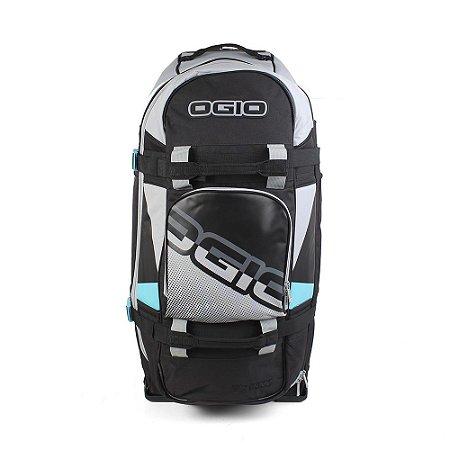 Bolsa de Equipamentos OGIO Rig 9800 Wheeled - Teal/Block