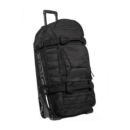 Bolsa De Equipamentos Ogio Rig 9800 Wheeled Bag - Night Camo - Edição Limitada