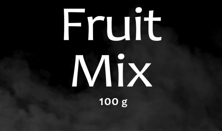Trifecta Fruit Mix 100g