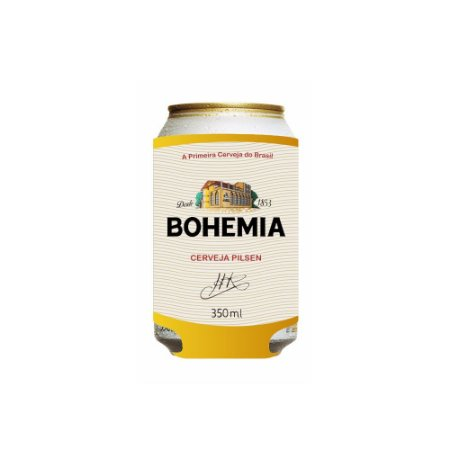 Porta Latinha Bohemia 350ml