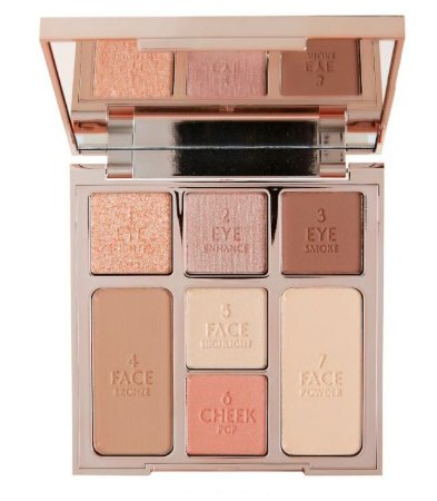 CHARLOTTE TILBURY Instant Look All Over Face Palette - Look of Love Collection
