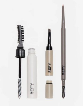 REFY REFY 3.0 Stage Brow Collection- Sculpt, Pomade & Pencil