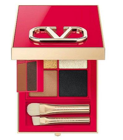 VALENTINO Color-Flip Multi-Look Eyeshadow Palette