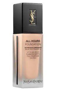 YVES SAINT LAURENT All Hours Longwear Natural Matte Foundation