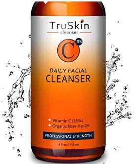 TruSkin Vitamin C Daily Facial Cleanser