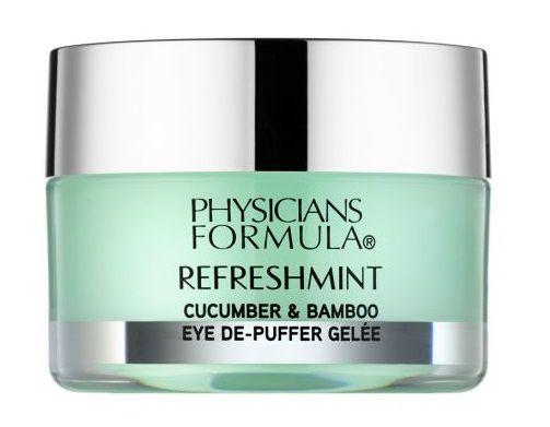 PHYSICIANS FORMULA Refreshmint Cucumber & Bamboo Eye De-Puffer Gelée