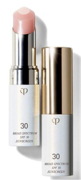 CLÉ DE PEAU UV Protective Lip Treatment Broad Spectrum SPF 30